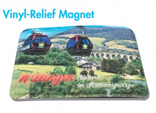 3-D Reliefmagnet WILLINGEN 3330