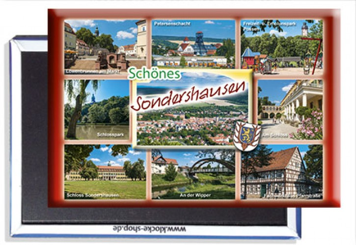Photo-Magnet Sondershausen 3501