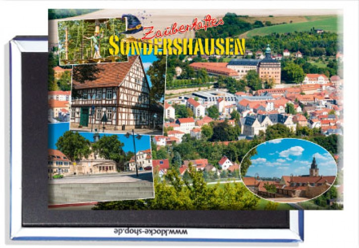 Photo-Magnet Sondershausen 3502