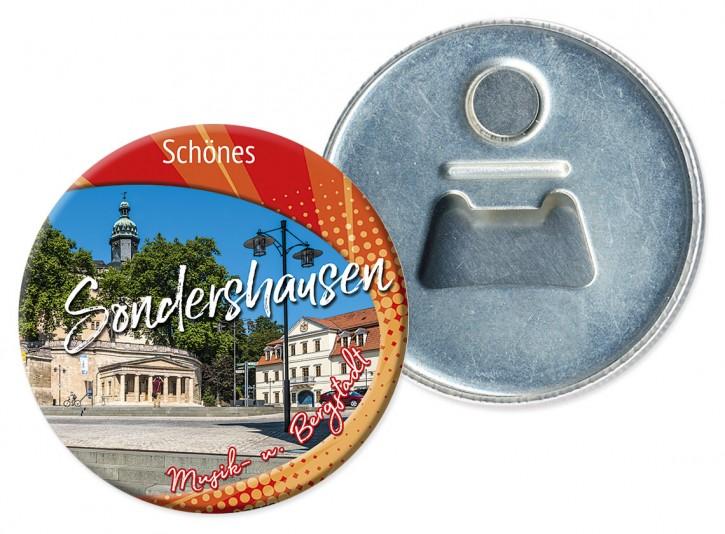 Flaschenöffner-Magnet Sondershausen 3503