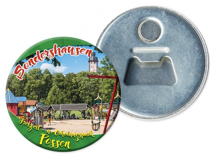 Flaschenöffner-Magnet Sondershausen 3505