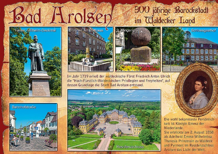 Bad Arolsen 4013