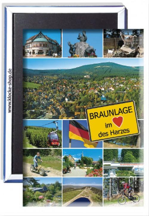 Photo-Magnet BRAUNLAGE 406