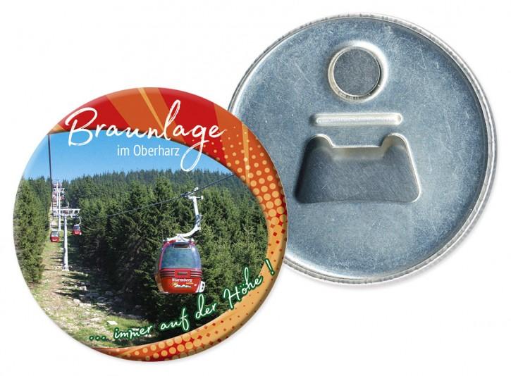 Flaschenöffner-Magnet BRAUNLAGE 408