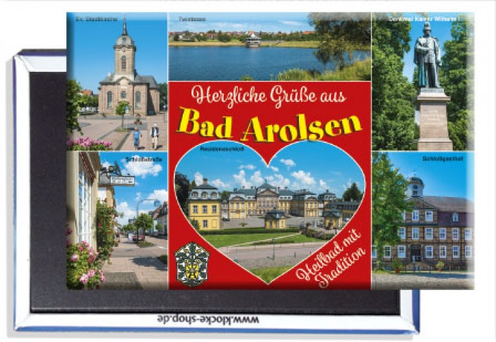 Photo-Magnet Bad AROLSEN 4100