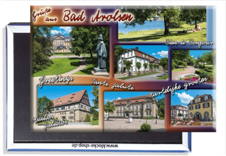 Photo-Magnet Bad AROLSEN 4101