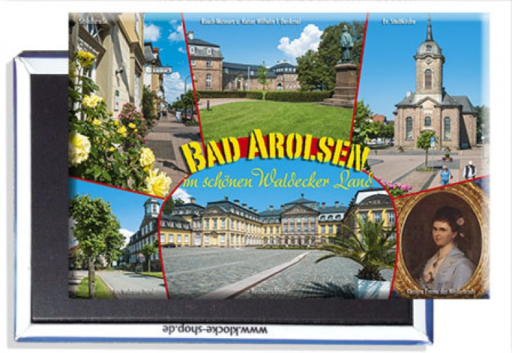 Photo-Magnet Bad AROLSEN 4102