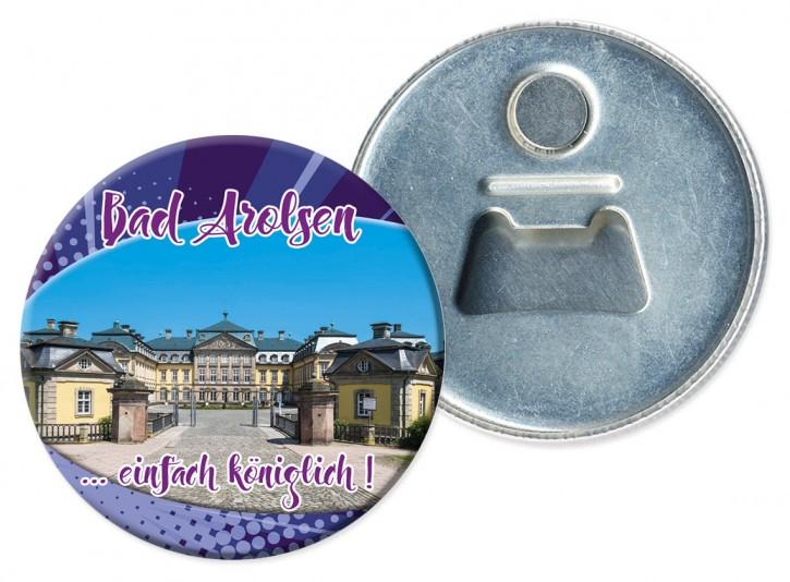Flaschenöffner-Magnet Bad AROLSEN 4104