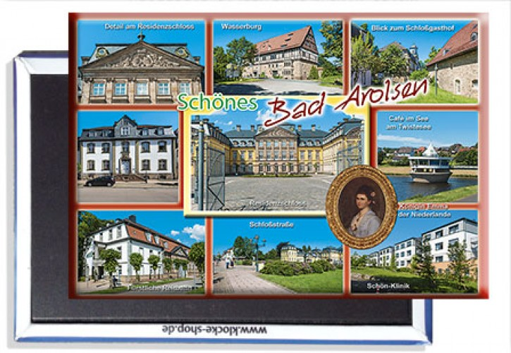 Photo-Magnet Bad AROLSEN 4111