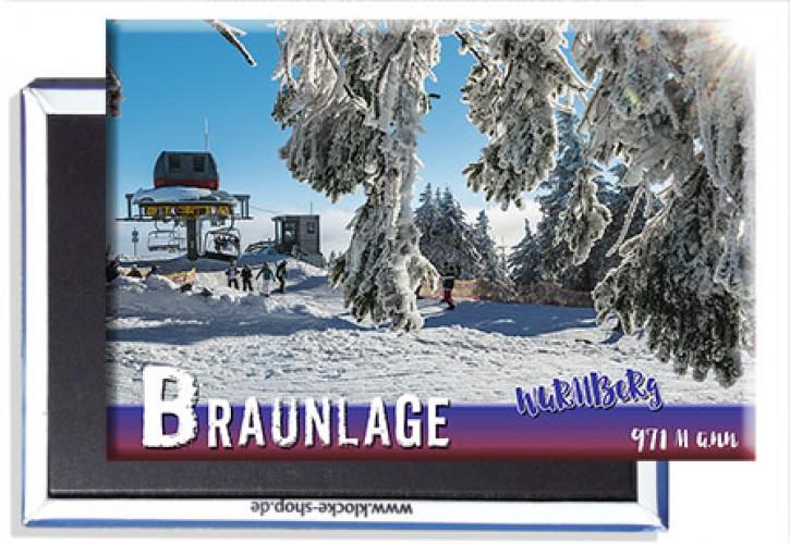 Photo-Magnet BRAUNLAGE 417