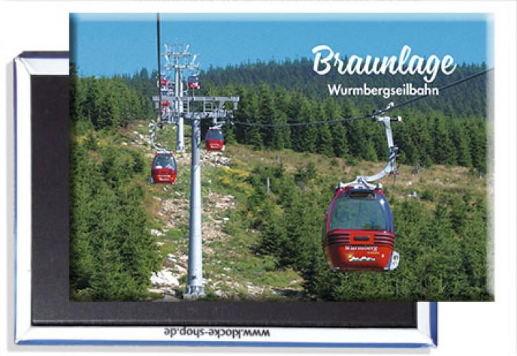 Photo-Magnet BRAUNLAGE 418
