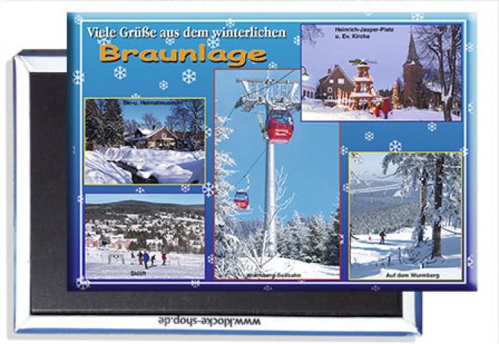 Photo-Magnet BRAUNLAGE 423