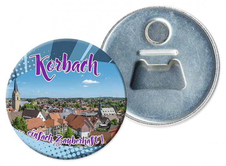 4552 Flaschenöffner-Magnet Korbach
