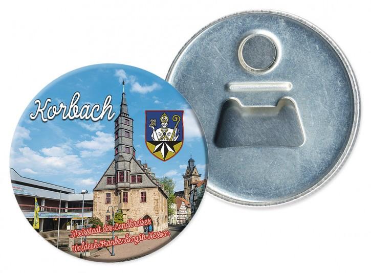 4553 Flaschenöffner-Magnet Korbach
