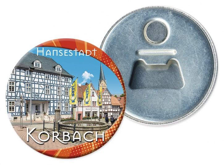 4554 Flaschenöffner-Magnet Korbach