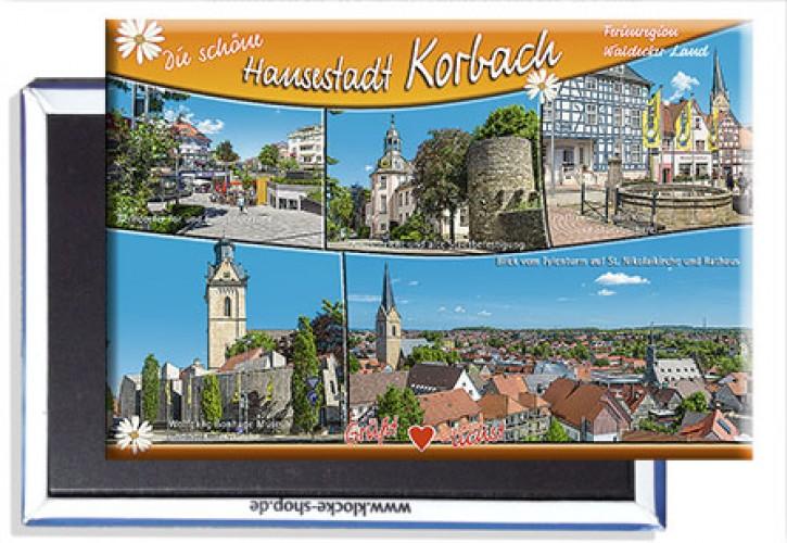 4557 Photo-Magnet Korbach