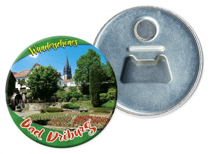 Flaschenöffner-Magnet Bad Driburg 504
