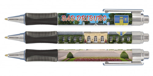 Kugelschreiber Bad Driburg 555