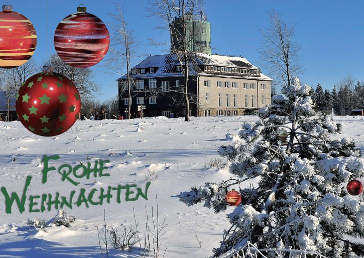Weihnachtspostkarte Winterberg 59955-03