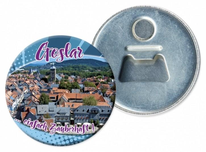 Flaschenöffner-Magnet Goslar 606