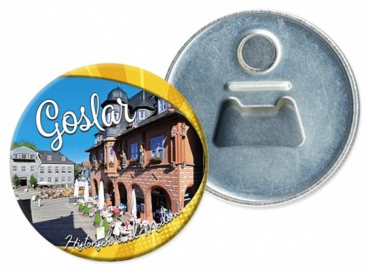 Flaschenöffner-Magnet Goslar 607