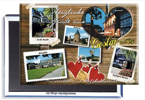Photo-Magnet Goslar 624