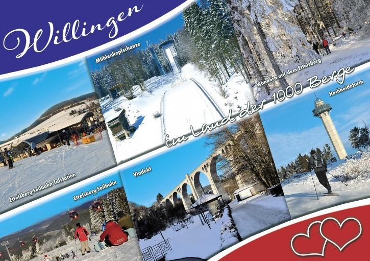 MAXI-CARDS Willingen 6306
