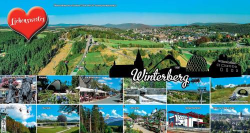 XXL-CARDS Winterberg 6689