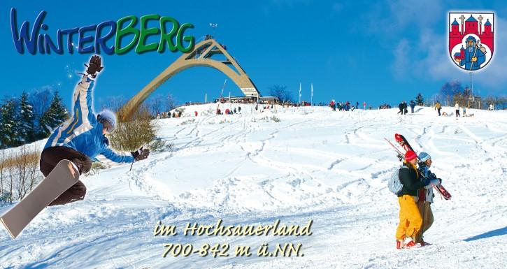 XXL-CARDS Winterberg 6691