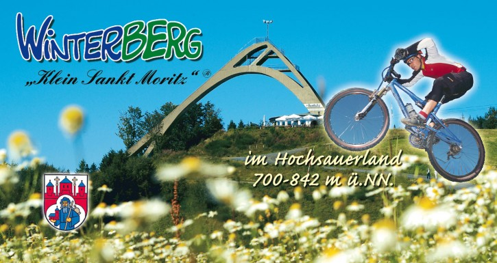 XXL-CARDS Winterberg 6692