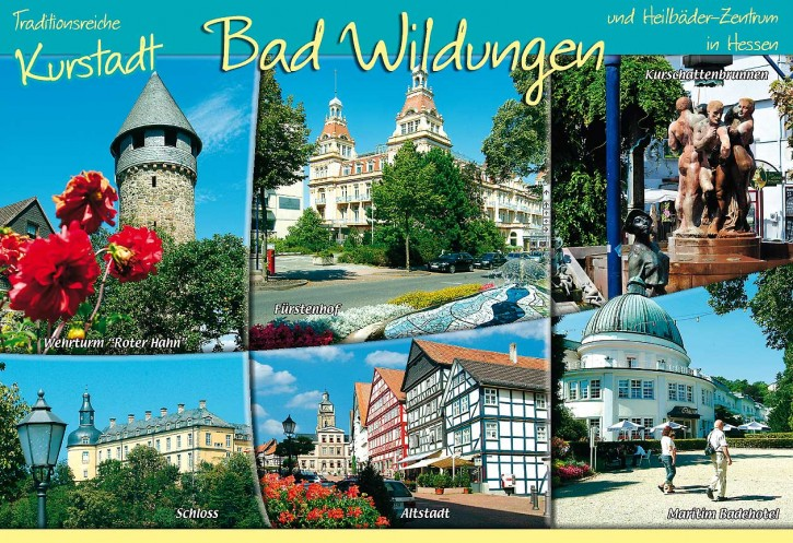 MAXI-CARDS Bad Wildungen 6701