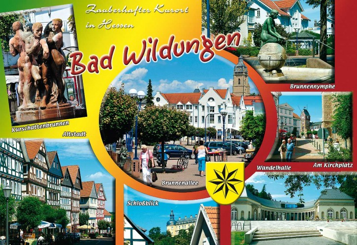 MAXI-CARDS Bad Wildungen 6702