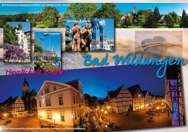 MAXI-CARDS Bad Wildungen 6705