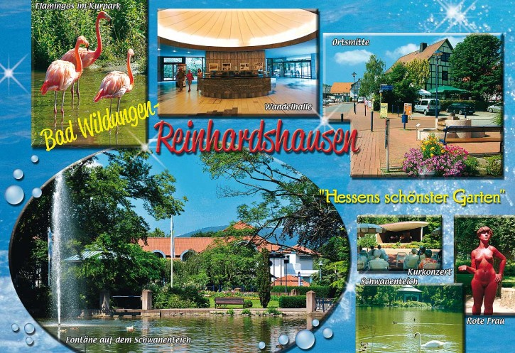 MAXI-CARDS Reinhardshausen 6750