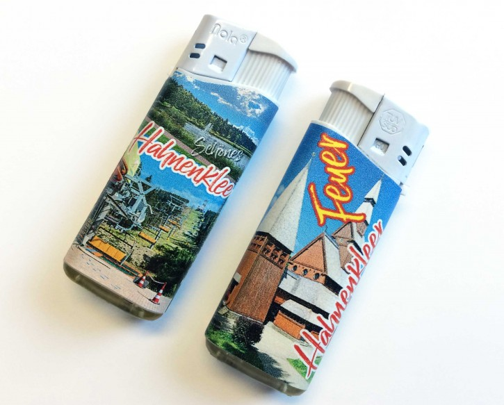 Feuerzeug mit Fotodruck Hahnenklee 760