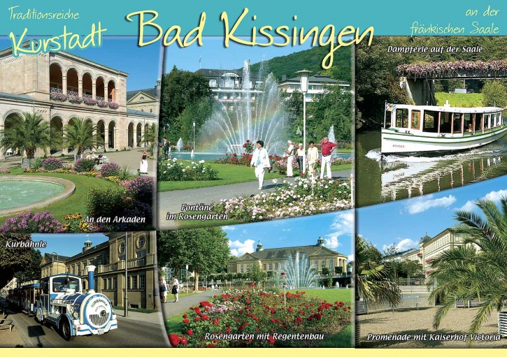 MAXI-CARDS Bad Kissingen 7701