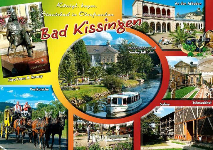 MAXI-CARDS Bad Kissingen 7702