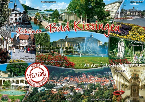 MAXI-CARDS Bad Kissingen 7703