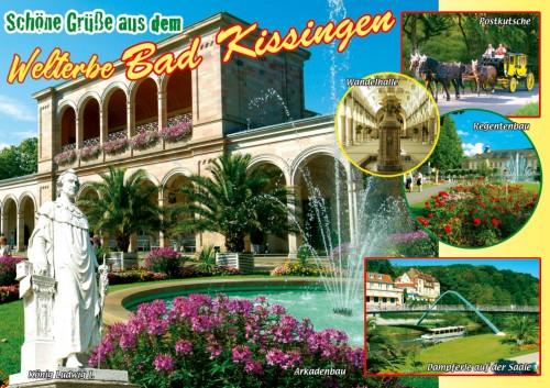 MAXI-CARDS Bad Kissingen 7704