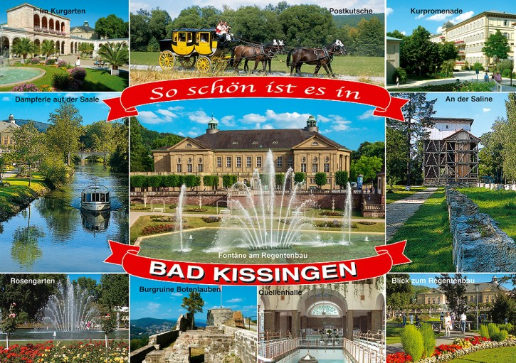 MAXI-CARDS Bad Kissingen 7710