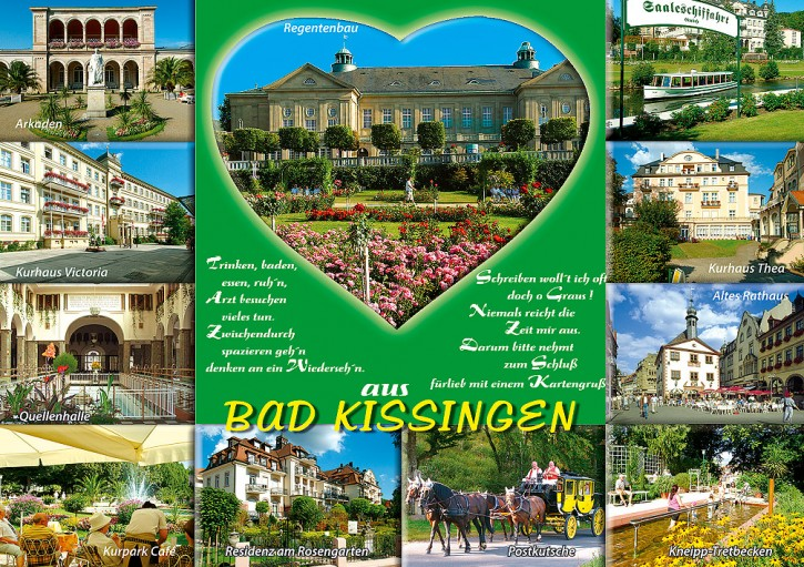 MAXI-CARDS Bad Kissingen 7712