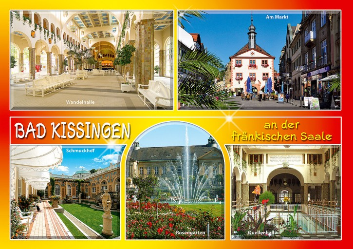 MAXI-CARDS Bad Kissingen 7714