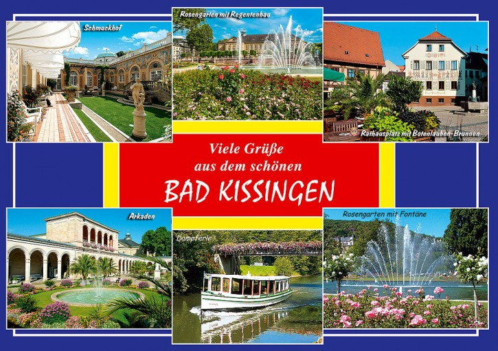 MAXI-CARDS Bad Kissingen 7715