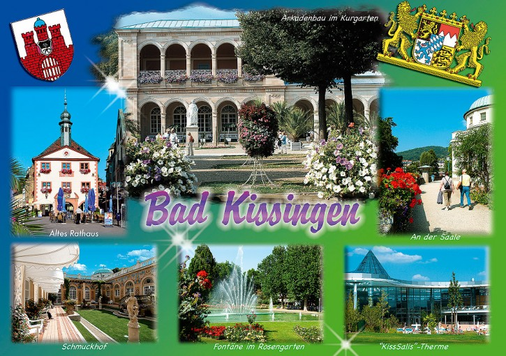 MAXI-CARDS Bad Kissingen 7719