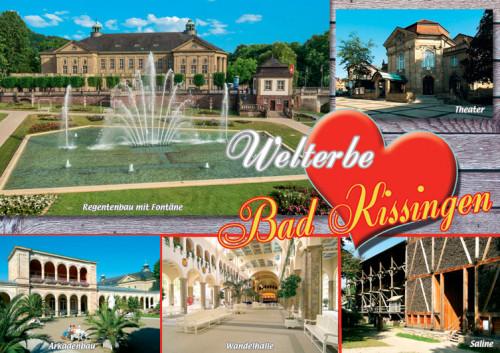 MAXI-CARDS Bad Kissingen 7720