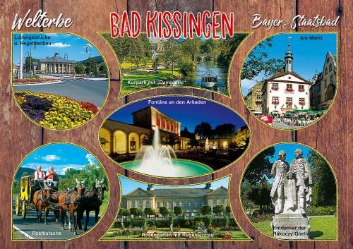 MAXI-CARDS Bad Kissingen 7724