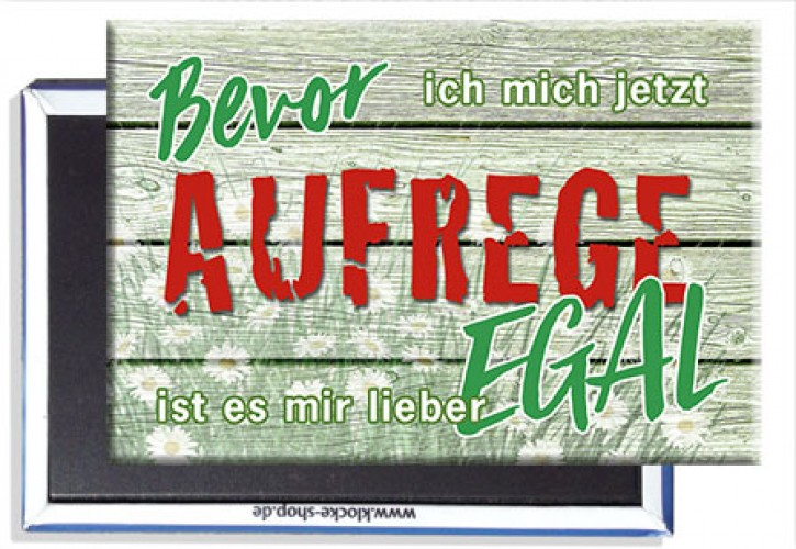 Photo-Magnet Allg-Spruch 8004