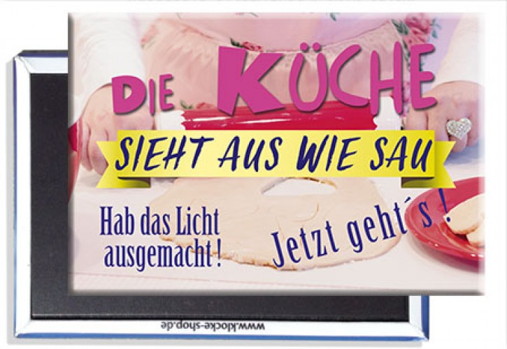 Photo-Magnet Allg-Spruch 8006