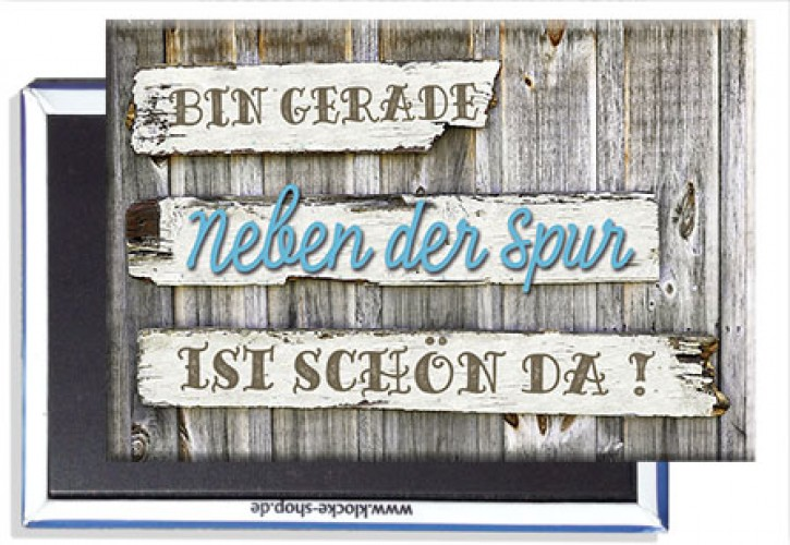 Photo-Magnet Allg-Spruch 8008