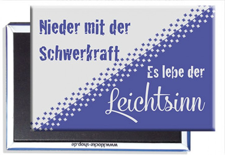 Photo-Magnet Allg-Spruch 8009
